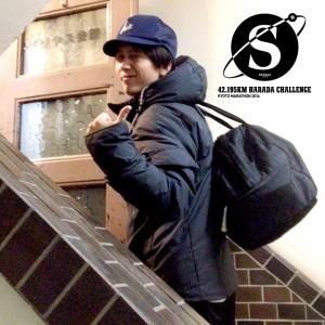 struct ストラクト 【ハラダ・チャレンジ2014'冬】京都マラソンに挑戦!その結果は!?