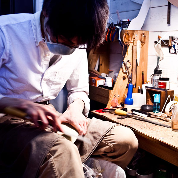 Kenji Hashimoto Orthopedic Shoe Maker 橋本 健児 はしもと けんじ