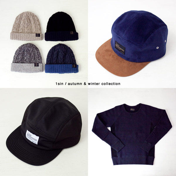 1sin イッシン 2014 秋 冬 aw autumn winter