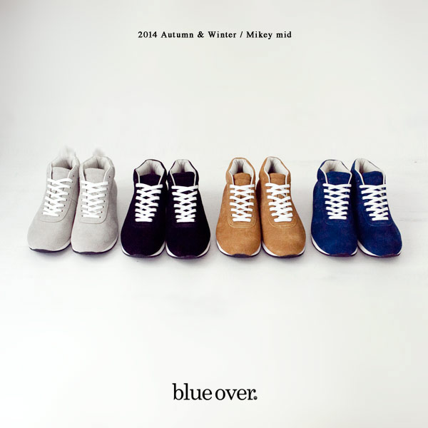 blueover / 2014 Autumn & Winter / Mikey mid