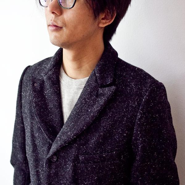 suzuki takayuki スズキ タカユキ 2014 AW / Jacket ジャケット