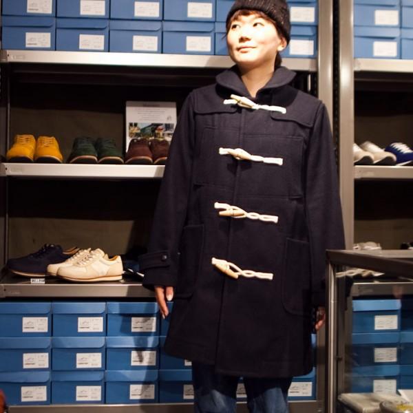 ・【MENS】O GRAN NASO! オーグランナーゾ! / Duffle coat ダッフルコート