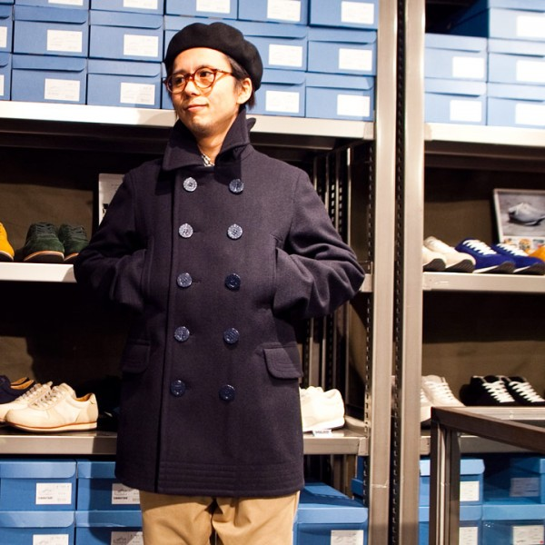・【MENS】O GRAN NASO! オーグランナーゾ! / Pea coat ピーコート