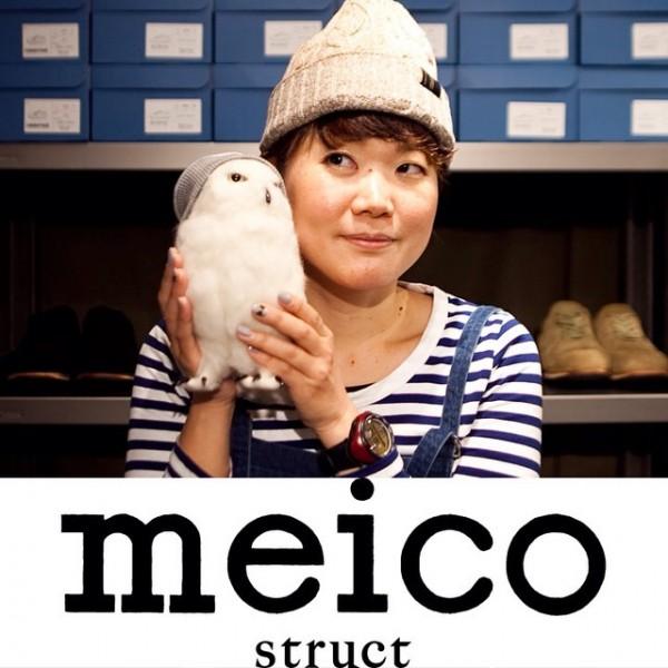 struct ストラクト meico staff スタッフ メイコ