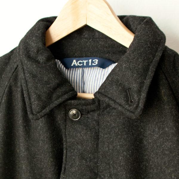 ACT13 アクト・サーティーン / SHISHAPANGMA シシャパンマ DOWN COAT ダウン コート / charcoal チャコール