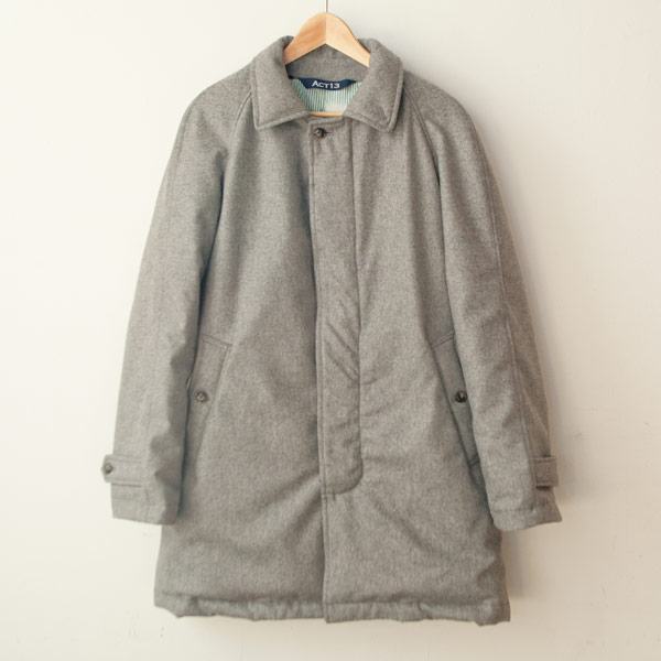 ACT13 アクト・サーティーン / SHISHAPANGMA シシャパンマ DOWN COAT ダウン コート / gray グレー