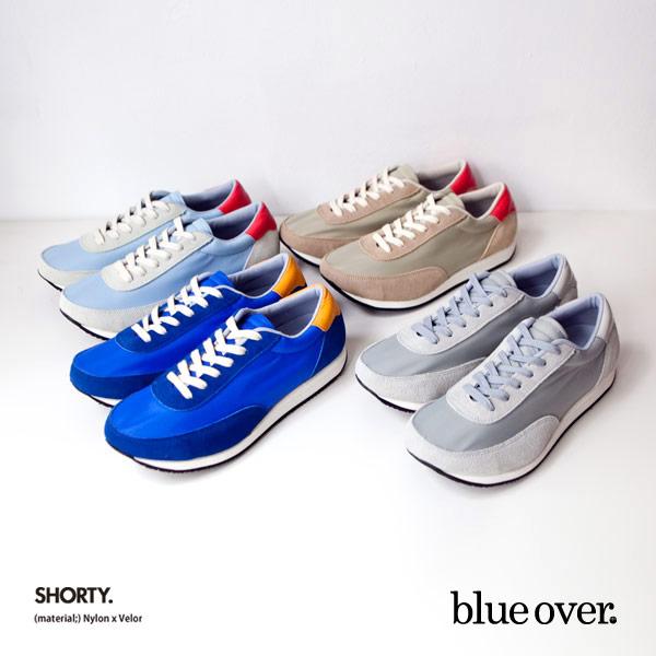 blue over blueover ブルーオーバー SHORTY ショーティ