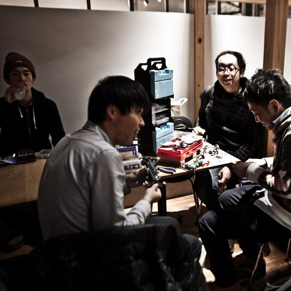 struct mini4wd ミニ四駆 ストラクト 大阪 THE COMMON PLACE