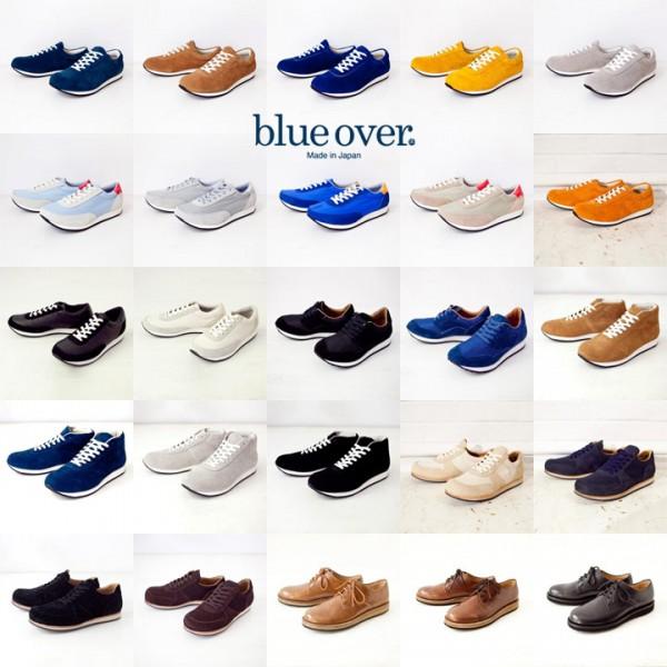 blueover ブルーオーバー