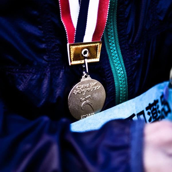 blue over フラミンゴス スニーカー ウルトラ マラソン ブルーオーバー