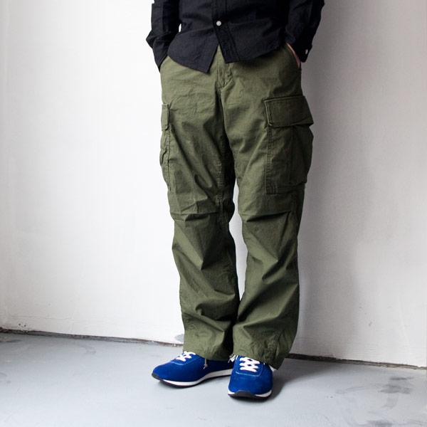【Men's&Ladies'】ordinary fits オーディナリーフィッツ Vietnam cargo pants ベトナム・カーゴパンツ