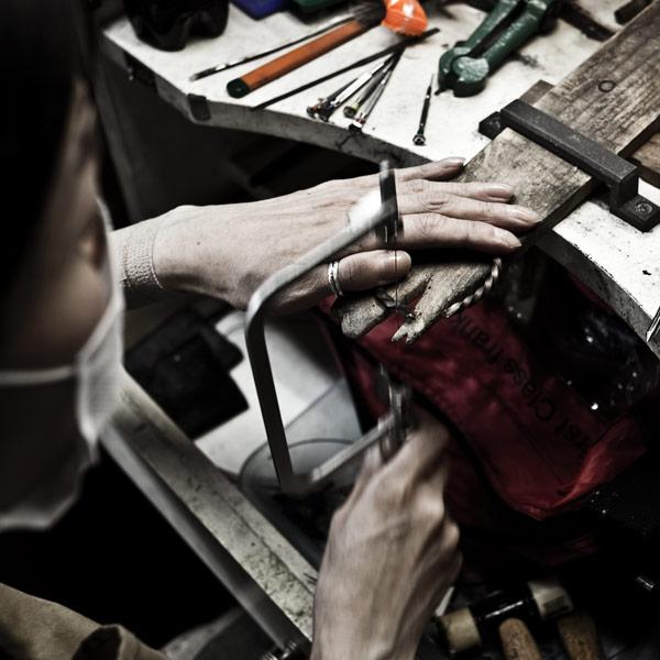i.c.k.,アイシーケー,彫金,アクセサリー,シルバー,ブロンズ,真鍮,オーダー,ペア,マリッジ,リング,