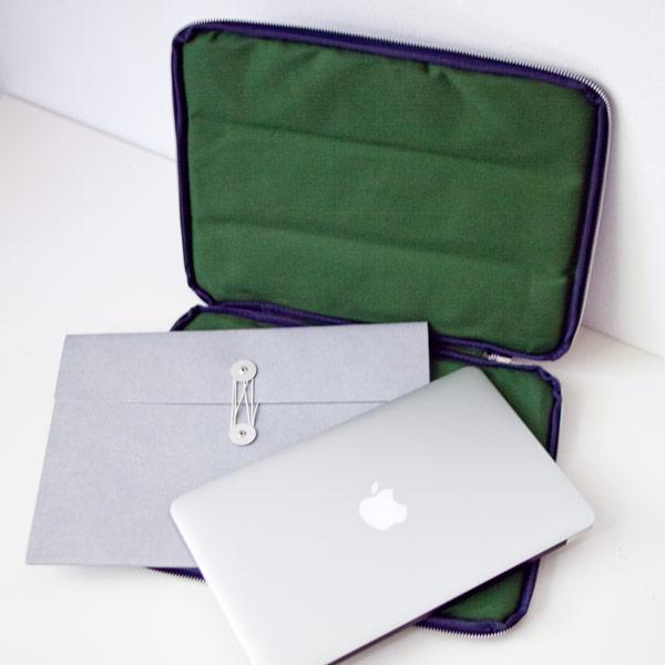 WONDER BAGGAGE ワンダーバゲージ inner pc case インナー PC ケース