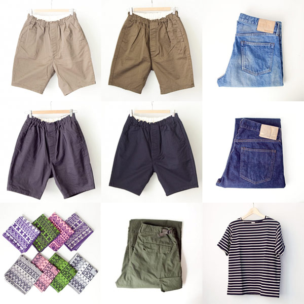 ordinary fits オーディナリーフィッツ