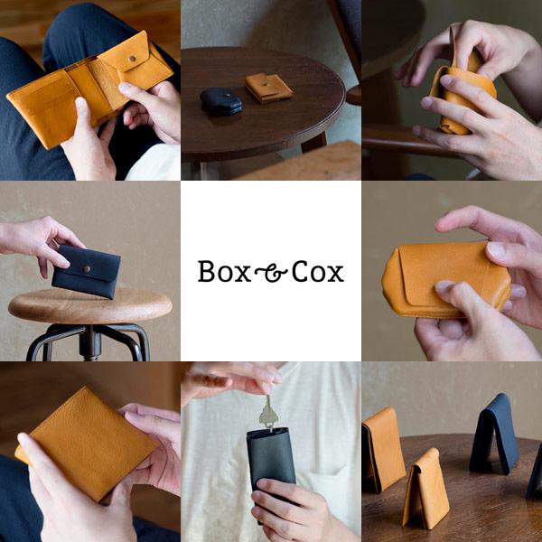 Box & Cox / ボックス・アンド・コックス