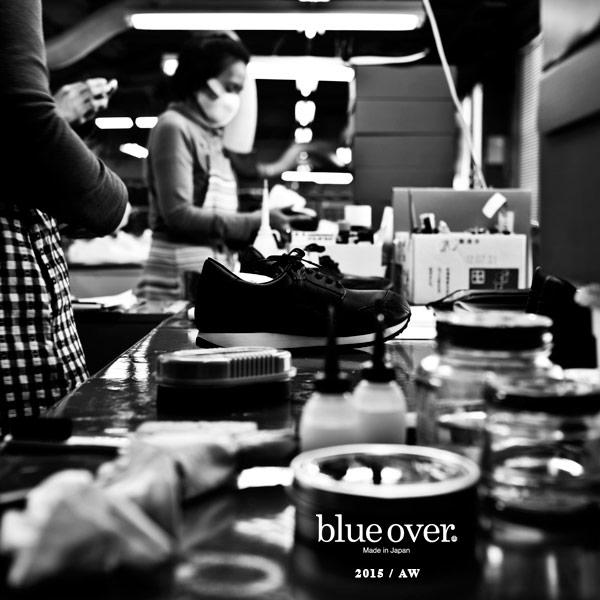blueover ブルーオーバー 2015 AW autumn winter
