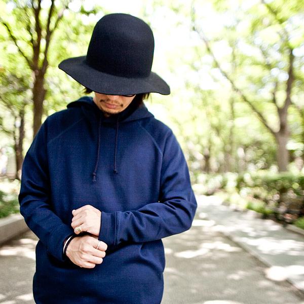 1sin イッシン / MELLOWNESS-Hoodie メロウネス フーディ