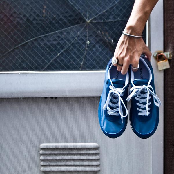 blueover / SHORTY. ブルーオーバー ショーティ