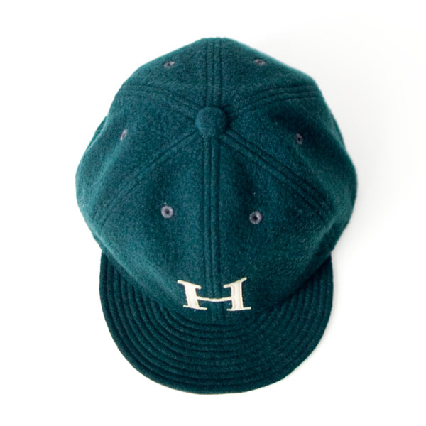 COOCHUCAMP / クーチューキャンプ  Happy cap ハッピーキャップ : navy NY ネイビー