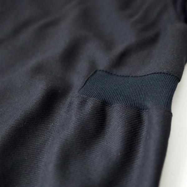 RYU リュー / Wool viyella layered dress ウール ビエラ レイヤード ドレス