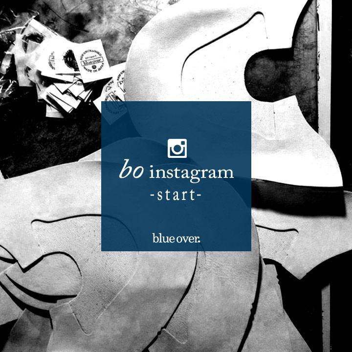 blueover ブルーオーバー インスタグラム instagram
