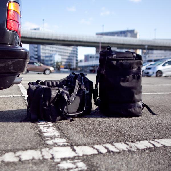 WONDER BAGGAGE ワンダーバゲージ / Activate 3way duffle bag アクティベート 3ウェイダッフルバッグ
