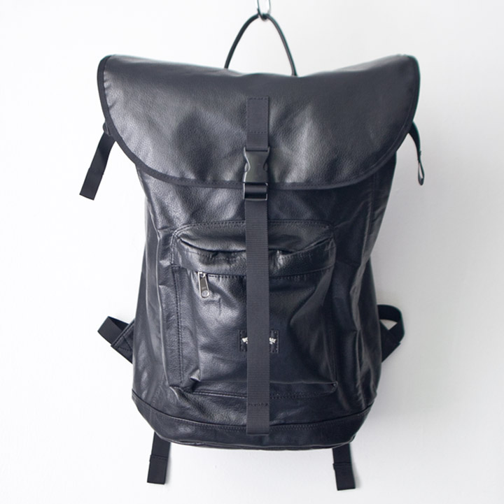 WONDER BAGGAGE ワンダーバゲージ Backpack PVC バックパック PVC