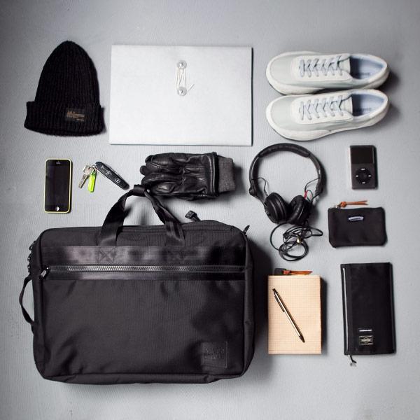 WONDER BAGGAGE ワンダーバゲージ Activate 3way brief bag アクティベート ブリーフバッグ