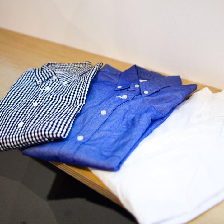 Manual Alphabet マニュアル・アルファベット / shirt : シャツ
