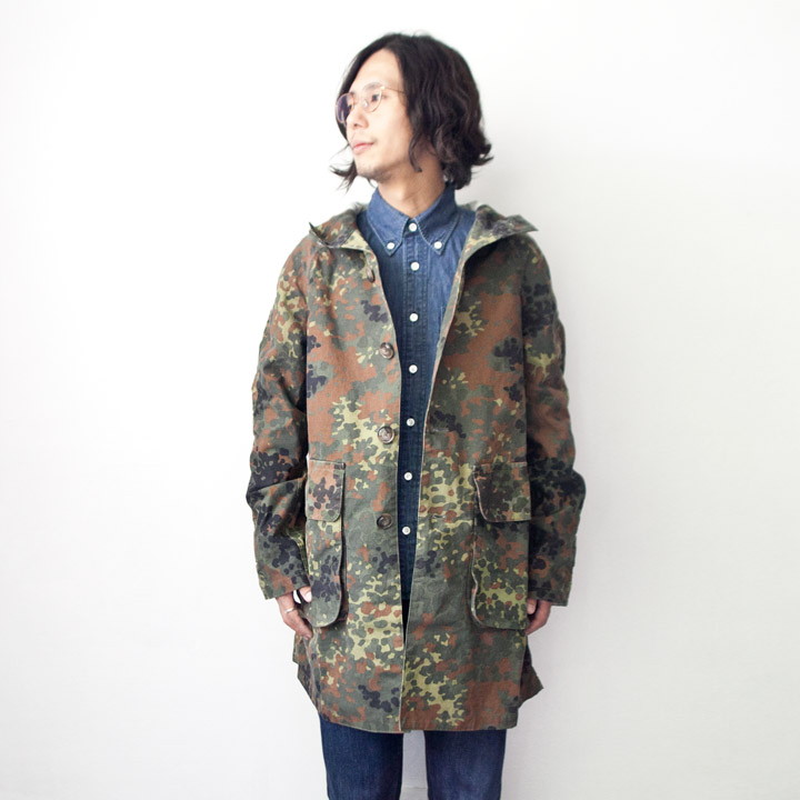 ACT13 / Re:man coat : camo