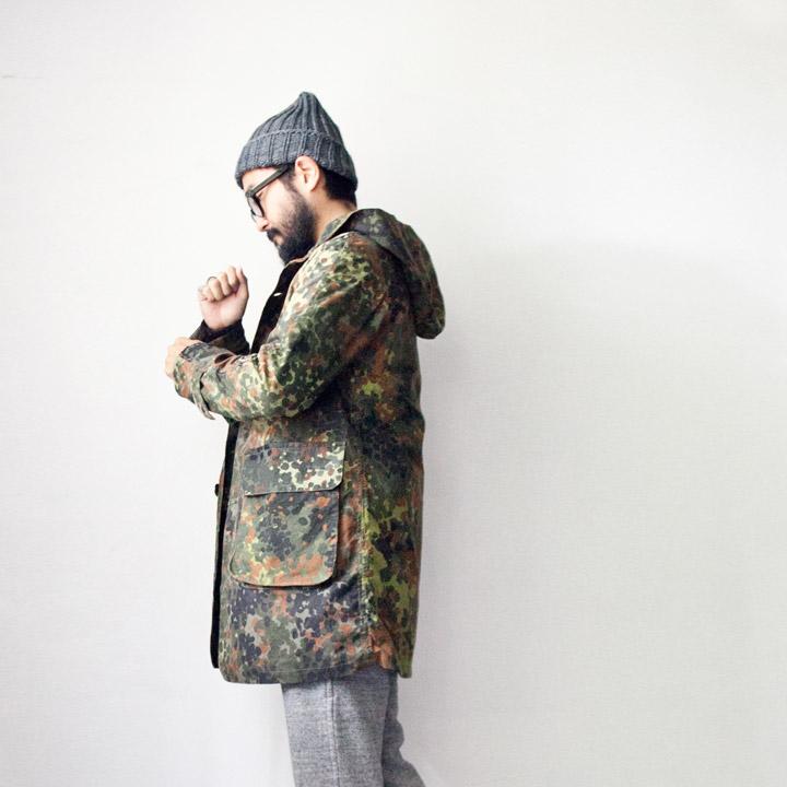 ACT13 アクト・サーティーン / Re : man coat リーマンコート
