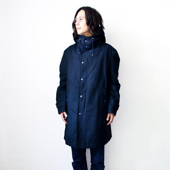 1sin イッシン / Odyssey coat オデッセイ コート