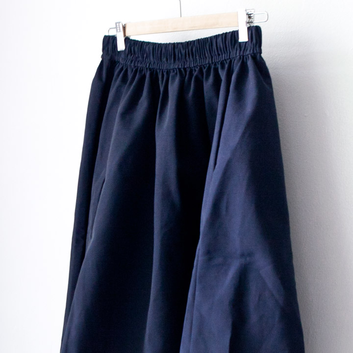 【Ladies'】ordinary fits / Gather skirt オーディナリーフィッツ ギャザースカート