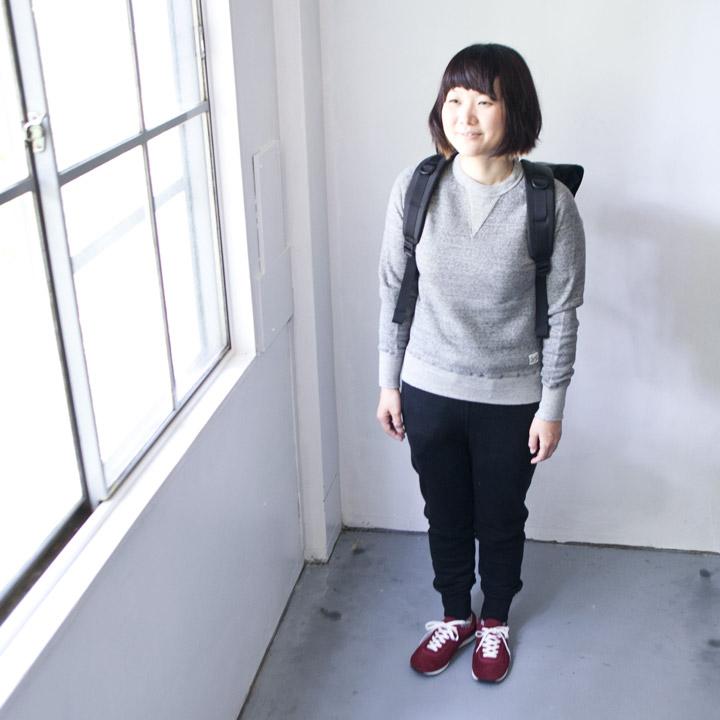 Sanca サンカ / Loopwheel pants ループウィール パンツ 吊り編み スウェット