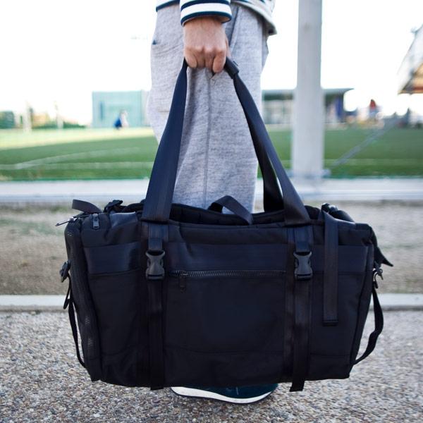 WONDER BAGGAGE ワンダーバゲージ Activate 3way duffle bag アクティベート ダッフル バッグ