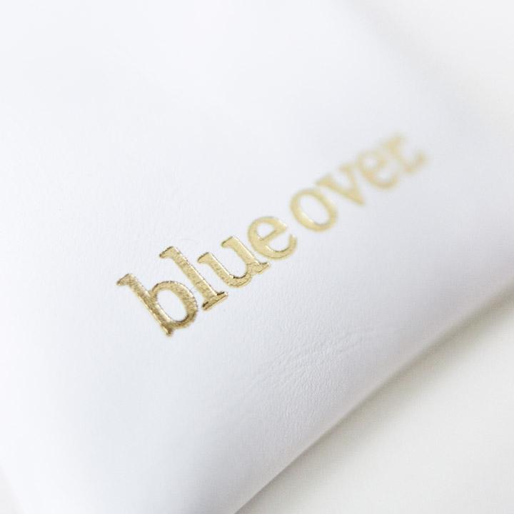 blueover ブルーオーバー leather multi case レザーケース