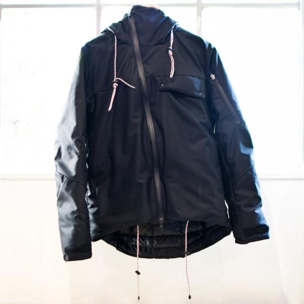 ACT13 アクト・サーティーン Parbat : down jacket パルバット : ダウンジャケット