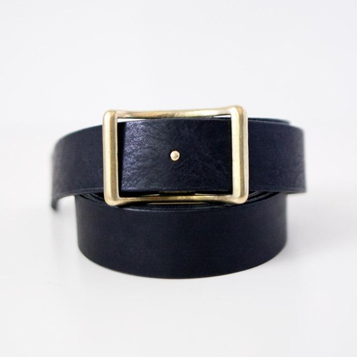 navel belt ネーブルベルト 革 ベルト soak in water