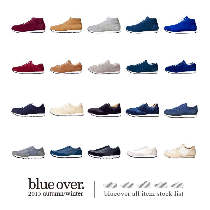 blueover ブルーオーバー mikey marty shorty lummer マイキー マーティー ショーティー ルンマー