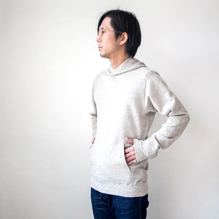 suzuki takayuki スズキ タカユキ 2016 SS Parka パーカー nude 杢