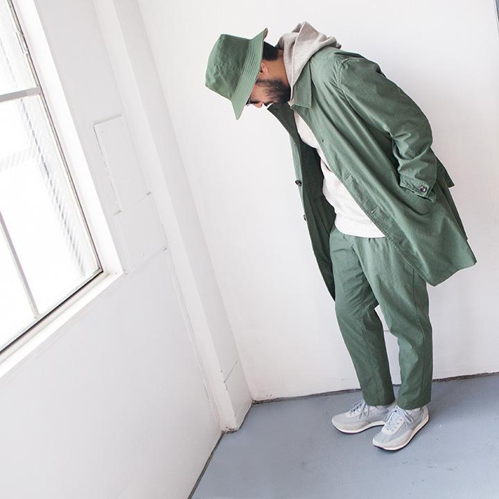 1sin  ODYSSEY Mellowness trousers イッシン オデッセイ メロウネス トラウザー