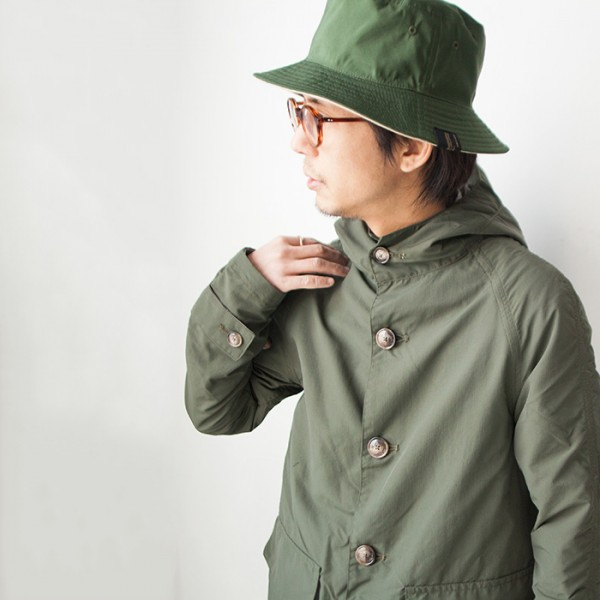 ACT13 アクト・サーティーン Re:man coat リーマン コート