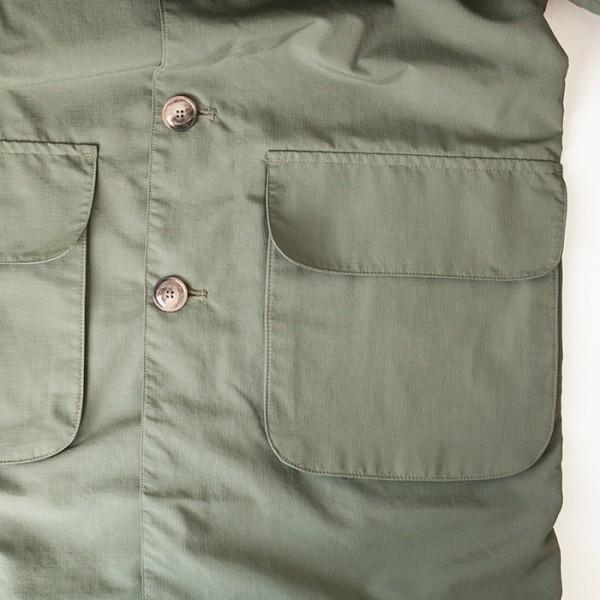 ACT13 アクト・サーティーン Re:man coat : navy リーマン コート