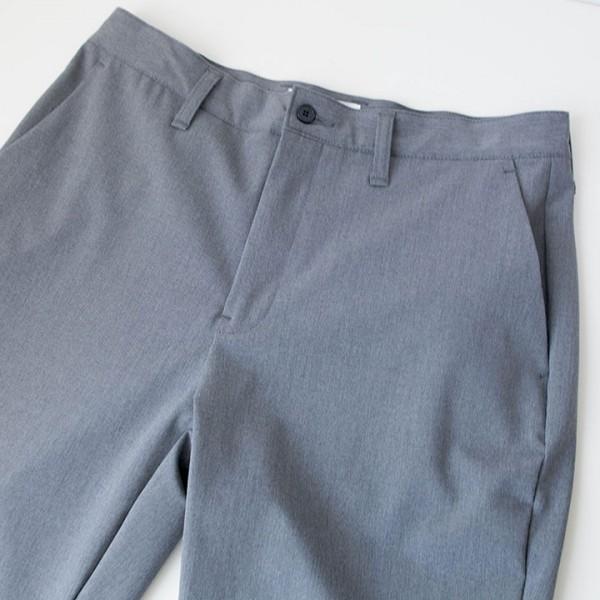 Manual Alphabet マニュアル アルファベット Silo twill 2way stretch trousers : grey サイロ ツイル ストレッチ トラウザー グレー
