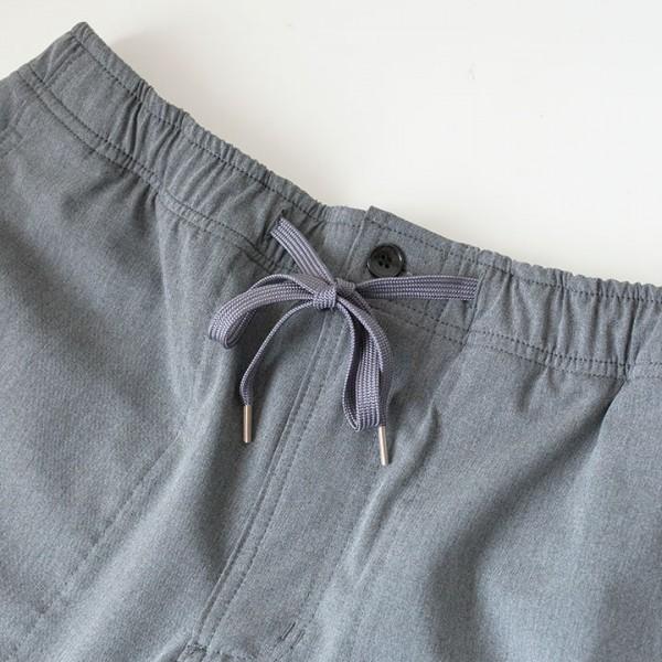 Manual Alphabet マニュアル・アルファベット  Silo twill 2way stretch shorts / サイロ ツイル ストレッチ ショーツ