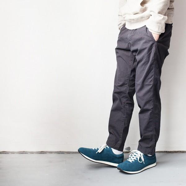 ordinary fits / Bare foot trouser  オーディナリーフィッツ / ベアフット トラウザー