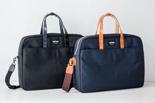ワンダーバゲージ WONDER BAGGAGE Goodmans briefcase / グッドマンズ・ブリーフケース