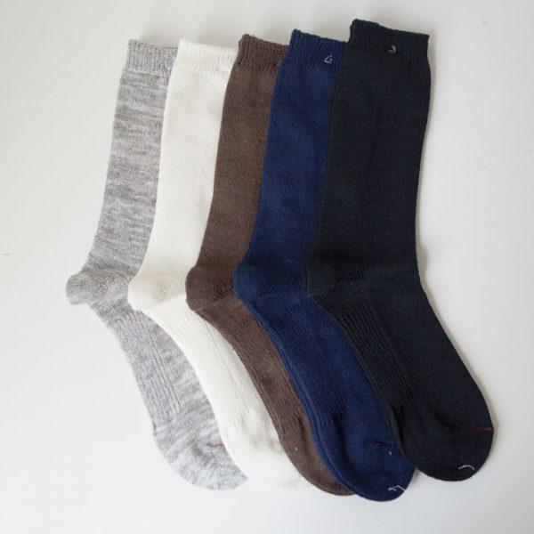 socken ソッケン  Cotton rib socks コットンリブソックス