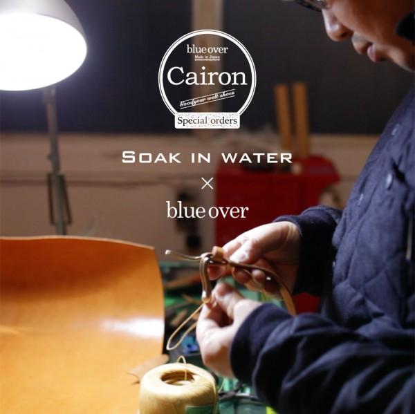 blueover ブルーオーバー struct ストラクト SOAK IN WATER ベルト カイロン Cairon