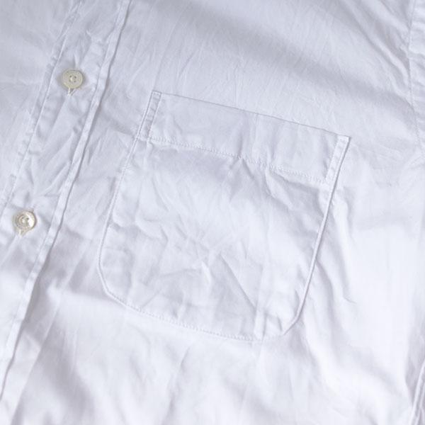 Manual Alphabet マニュアルアルファベット  Basic broad bd shirt ベーシック ブロード ボタンダウン シャツ